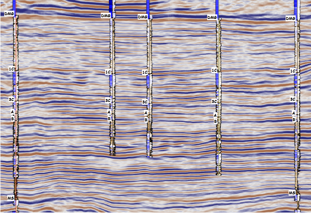 Delaware Basin / West Kermit 3D processing and pre-stack depth migration
